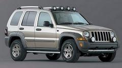 Chrysler отзывает Jeep Liberty из-за соли на дорогах