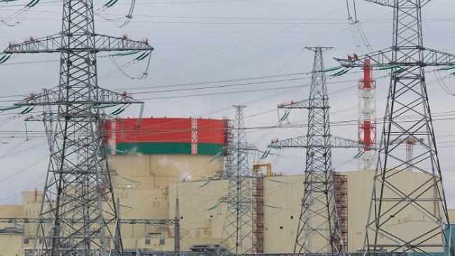 Росатом: началась опытно-промышленная эксплуатация Белорусской АЭС