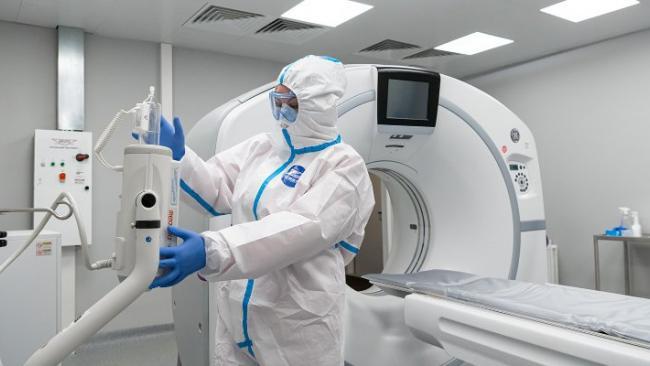 За сутки в России коронавирусом заболело 6719 человек
