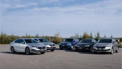 Продажи новых легковых автомобилей в ноябре выросли в Петербрге на 18%