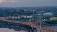 Смольный обсудил с председателем Правительства стратегический план развития транспортных узлов