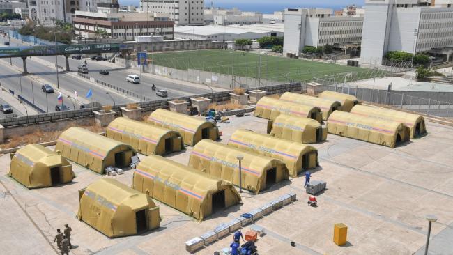 В Ливане за сутки коронавирусом заболело около 300 человек
