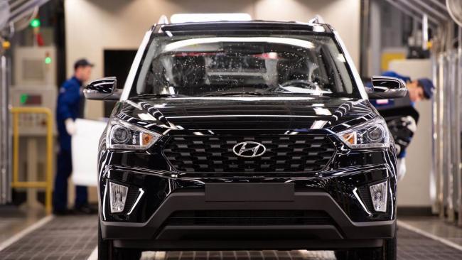 ФАС одобрило ходатайство Hyundai Motor о покупке завода GM в Шушарах
