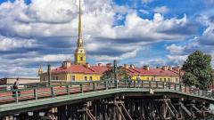 В Северной столице пройдет капремонт Кронверкского моста