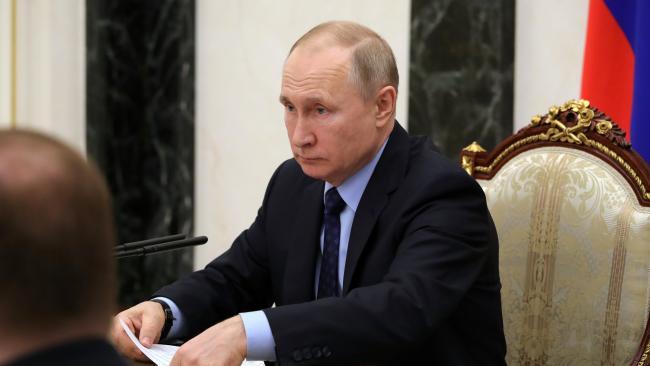 Путин предложил странам укреплять сотрудничество в области мировой безопасности