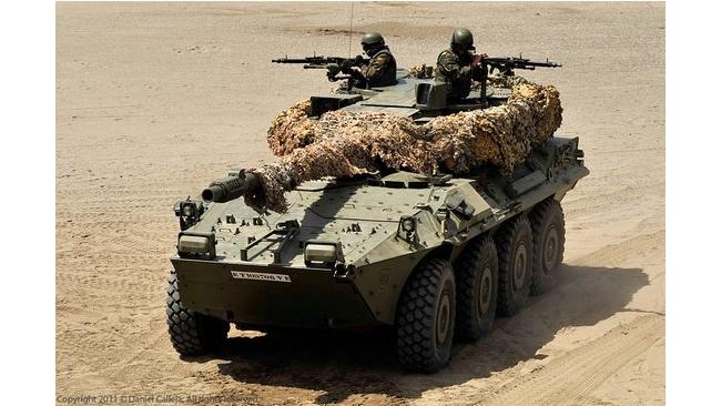 Россия собирается купить лицензию на производство итальянских бронемашин