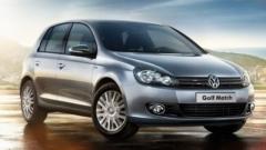 Новый Volkswagen Golf Match выходит на российский рынок