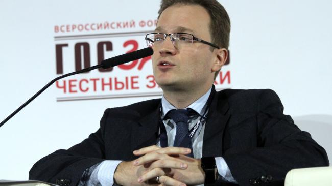 Артём Лобов стал начальником Управления контроля размещения госзаказа ФАС России