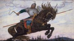 Картина художника Васнецова побила рекорд на аукционе Christie