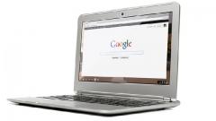 Google выпустит сенсорный ноутбук Chromebook