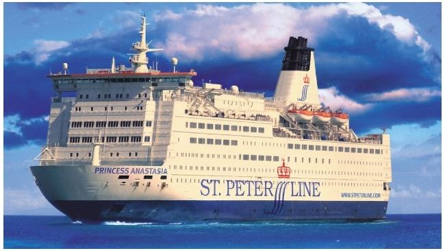 St.Peter Line увеличила пассажиропоток между Петербургом и Стокгольмом на 35%