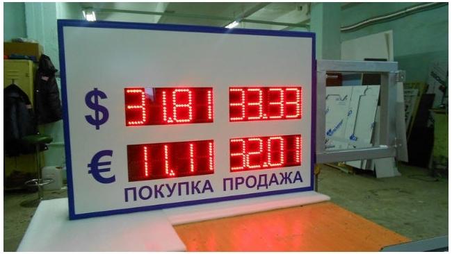 Госдума предлагает ограничить курсовую разницу в обменниках