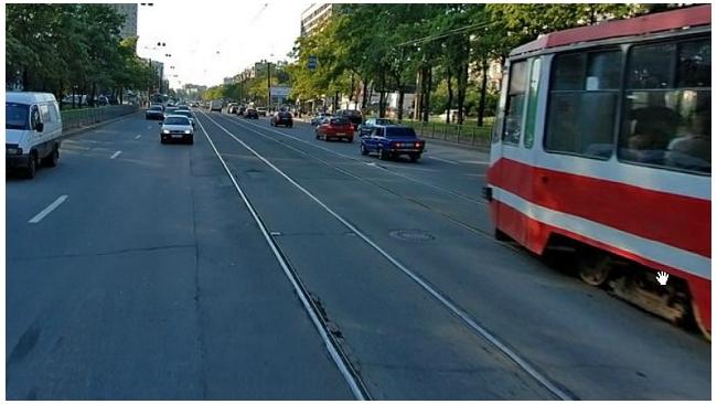 Новые трамвайные пути на проспекте Науки обошлись городу в 130 млн рублей