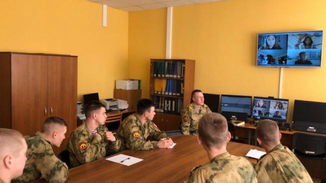 Для Санкт-Петербургского института нацгвардии намечено построить военный городок
