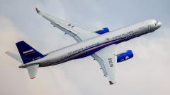 Киев впустил в свое воздушное пространство самолет из России