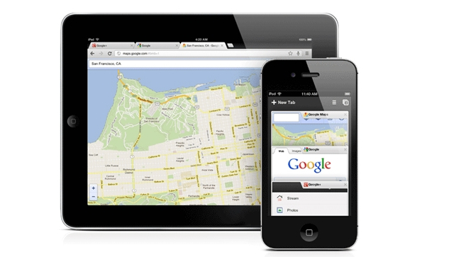 Google представил браузер Chrome для iPhone и iPad