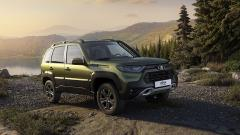 В Германии оценили новое поколение внедорожника Lada Niva