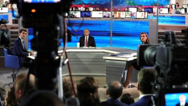 Владимир Путин считает, что отношение Запада к России не изменится
