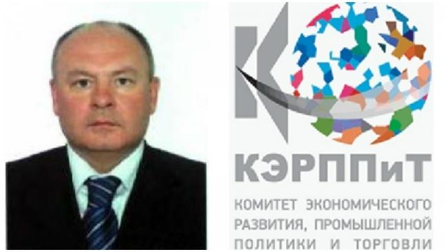 Петербургским депутатам представили нового главу КЭРППиТа