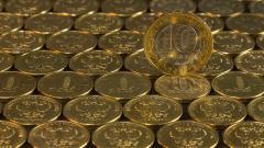 Международные резервы РФ за неделю увеличились на $1 млрд