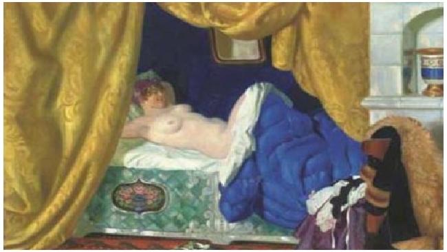 Christies заплатит Вексельбергу 3 млн фунтов за продажу подделки картины Кустодиева