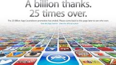 Количество загрузок программ в App Store превысило 25 миллиардов