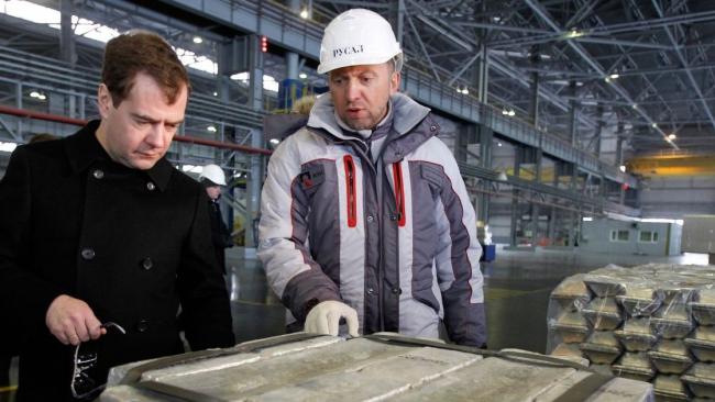 """В """"Русале"""" могут произойти сокращения на заводах в Иркутске и Братске"""