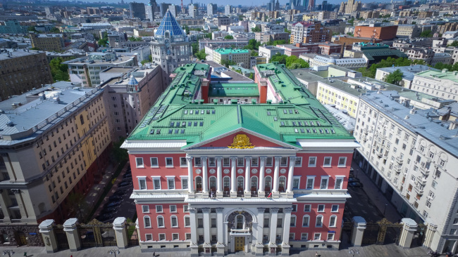 Мэрия Москвы предложила оппозиции провести акции в Марьино