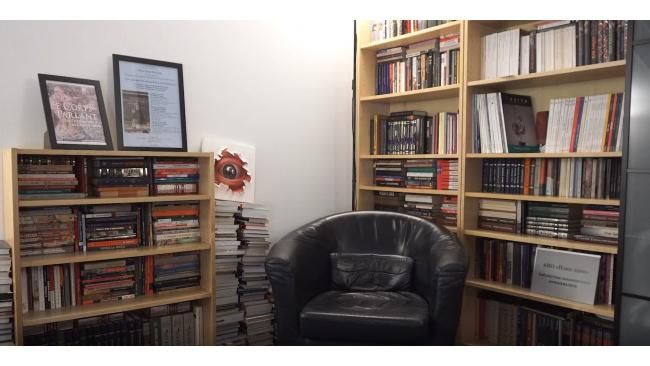 Петербуржцы смогут посещать единственную в России библиотеку по психоанализу