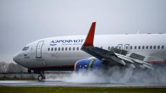 Российские авиакомпании приостановили авиасообщение в Грузию