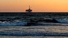 Цена нефти Brent опустилась ниже $44 за баррель