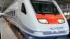"""Поезд """"Аллегро"""" прибудет в Петербург с опозданием ..."""