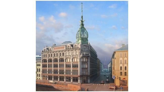 Девелоперы Петербурга планируют открыть 14 новых бизнес-центров класса А