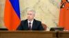 Собянин заявил о сокращении 30% московских госслужащих