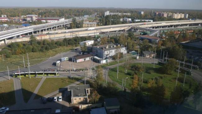В Петербурге разрабатывают проект благоустройства станции Ржевская