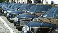 В Госдуме предлагают выдавать машинам чиновников зеленые номера