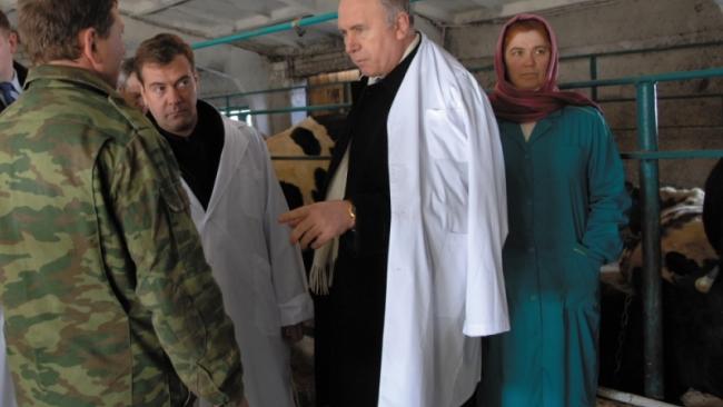 Экс-глава Мордовии Николай Меркушкин возглавил Самарскую область