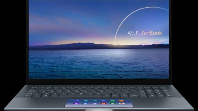 ASUS представила ноутбук ZenBook 14 Ultralight