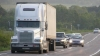 Российским грузовикам и фурам запретили въезд на террито...