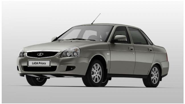 """""""АвтоВАЗ"""" выпустит доступную версию  Lada Priora с """"роботом"""""""