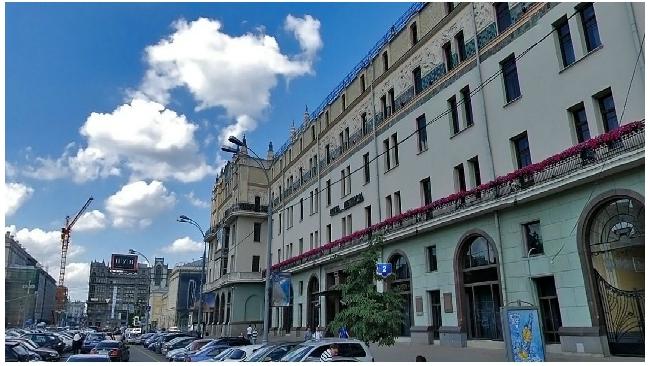 """Отель """"Метрополь"""" в Москве продадут на торгах нынешним летом"""