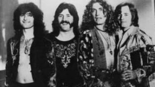 Led Zeppelin. Уходя, остаться