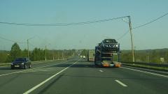 На участке автотрассы «Россия» в Ленобласти проведут капитальный ремонт