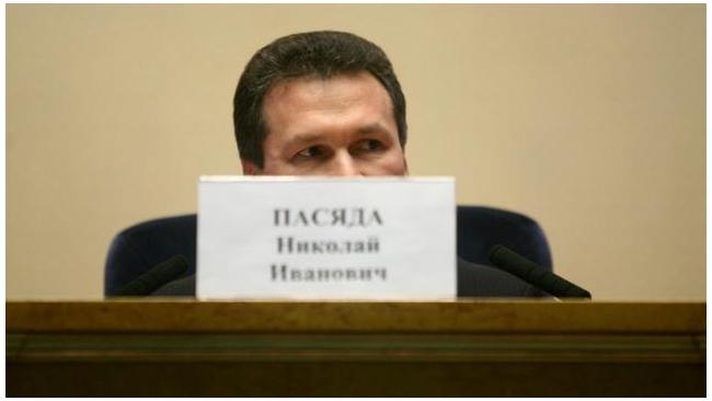 В кабинете и.о. вице-губернатора Ленобласти Николая Пасяды провели обыск
