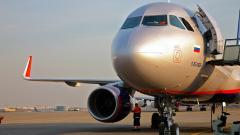 """""""Аэрофлот""""  сообщил о возобновлении полетов на Кипр и в Ниццу"""