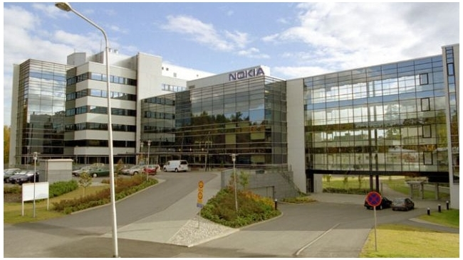 Nokia собирается продать главный офис