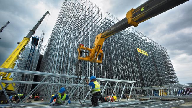 Развитие стройотрасли зависит от рынка стройматериалов: аналитический центр при Правительстве РФ