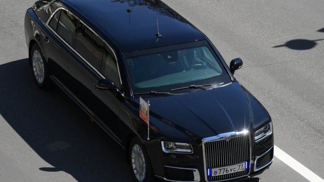 Гендиректор УАЗа стал руководителем президентских машин проекта «Кортеж»