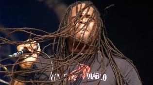 Деррик Грин из Sepultura: не только музыкант, но и фотог...