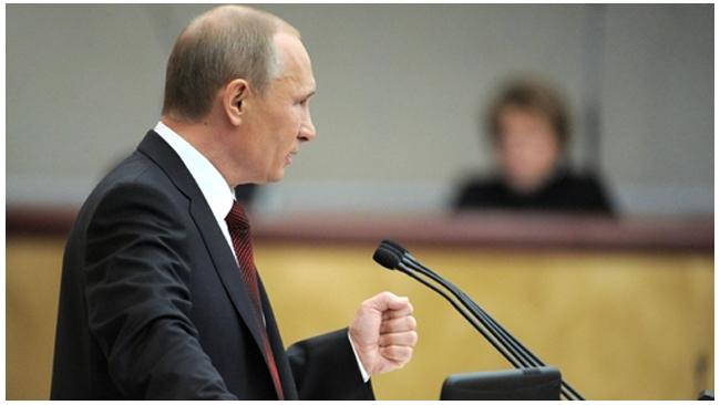 Путин считает главной проблемой России разницу в 16 раз между доходами богатых и бедных граждан